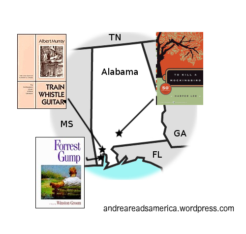 Andrea Reads America Alabama_book_map