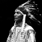 Charles Eastman, Woodland Sioux author from South Dakota on andreareadsamerica.com