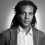 Colson Whitehead, African American author from New York on andreareadsamerica.com