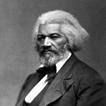 Frederick Douglass, African American author from Maryland on andreareadsamerica.com