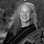 Linda Hogan, Native American author from Oklahoma on andreareadsamerica.com