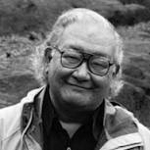 M. Scott Momaday, Native American author from New Mexico on andreareadsamerica.com