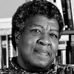 Octavia Butler, African American author from California on andreareadsamerica.com