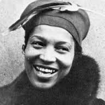 Zora Neale Hurston, African American author from Florida on andreareadsamerica.com
