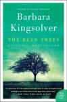 The Bean Trees by Barbara Kingsolver book cover