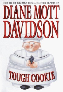 Tough Cookie by Diane Mott Davidson book cover
