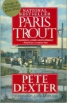 Paris Trout by Pete Dexter book cover