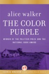The Color Purple book cover by Alice Walker cover