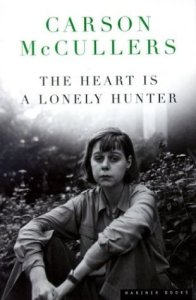 The Heart is  Lonely Hunter by Carson McCullers book cover