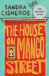 The House on Mango Street by Sandra Cisneros book cover