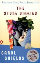 The Stone Diaries by Carol Shields book cover
