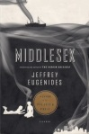 Middlesex book cover by Jeffrey Eugenides