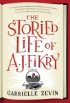 The Storied Live of A.J. Fikry book cover