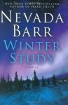 Winter Study book cover by Nevada Barr