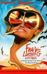 Fear and Loathing in Las Vegas book cover Hunter S. Thompson