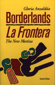 Borderlands La Frontera book cover