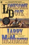 Lonesome Dove book cover