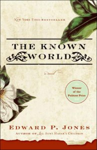 The Known World book cover