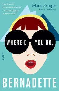 Where'd You Go, Bernadette book cover