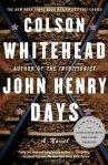 John Henry Days book cover